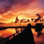 Takabonerate Sunset