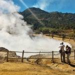 Dieng Crater, Java Bali Tour Overland
