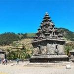 Arjune Temple, Dieng Plateau