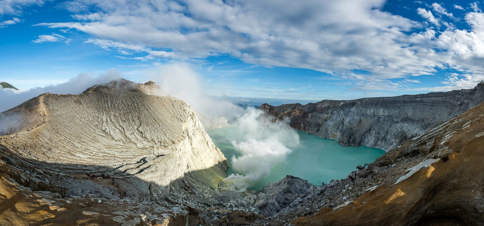 Java Tour visiting Ijen Crater