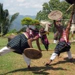 Flores Tour seeing Traditional War Dance