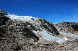 Carstensz Pyramid Snow