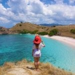 Komodo Tour visiting Pink Beach