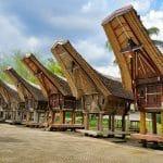 Toraja Rice Barns